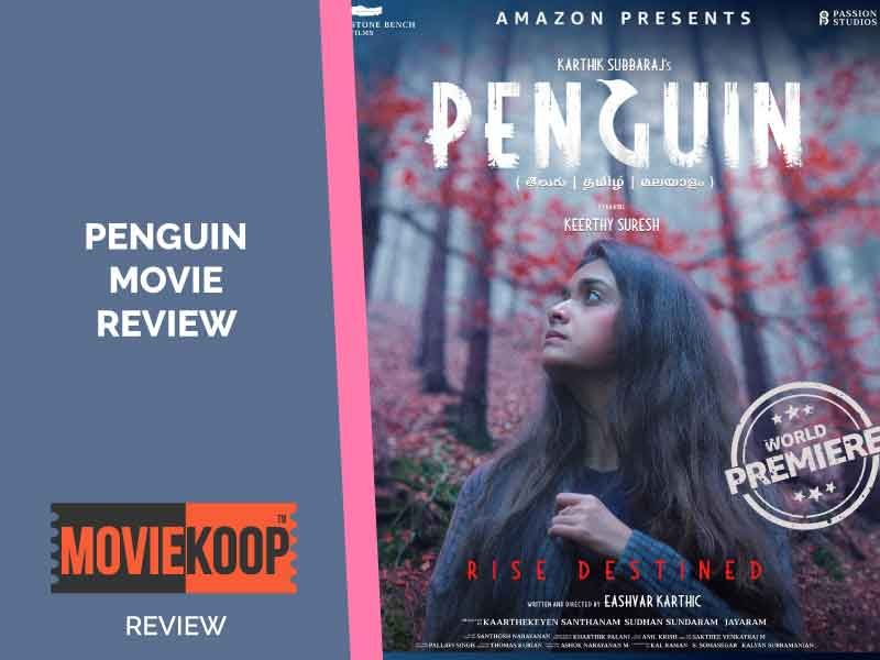 Penguin movie review this keerthy suresh thriller suffers