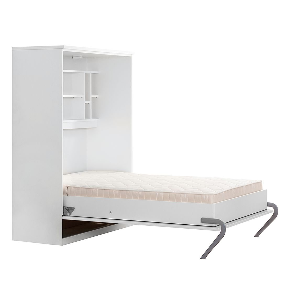 Schrankbett 90 X 190 Pin By Ladendirekt On Betten Bed Furniture Bed Frame Bed