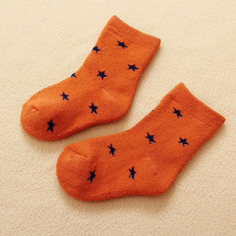 dd13e02dead14 Click to Buy << Star Kids Socks Infant Thick Clothes Warm Unisex Sock  Autumn Winter Apparel Comfort Toddler Prop Children Clothing Free Shipping  #Affiliate