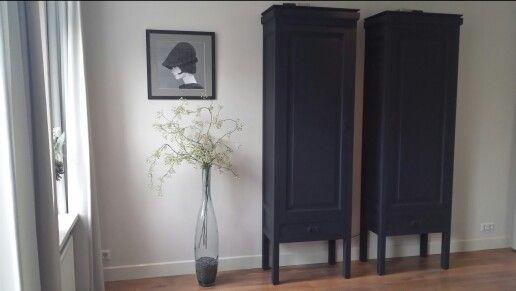 Smalle Lange Kast : Keijser co hoge smalle kast meubels inrichting