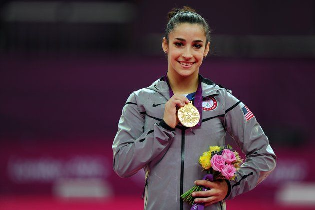 Aly Raisman Dishes on Her New Reality Show Gold Medal