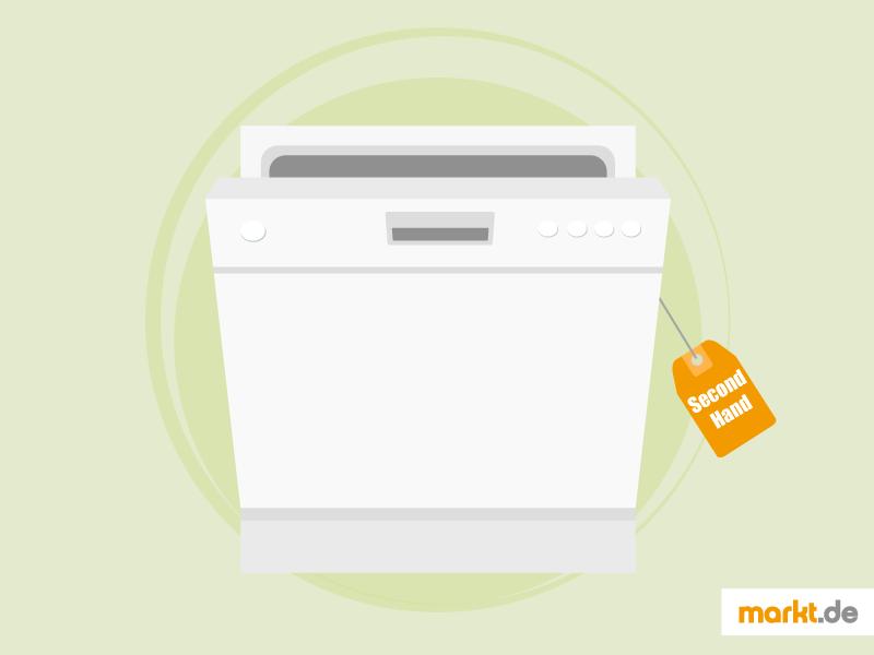 Ratgeber Gebrauchte Spülmaschinen kaufen Spülmaschine
