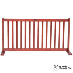 @Overstock - This Kensington series 20-inch high free standing gates have a unique sliding width adjustment feature which makes their width easily expandable without the use of tools.http://www.overstock.com/Pet-Supplies/Kensington-20-inch-Tall-42100-Large-Cherry-All-Wood-FS-Gate-by-Dynamic-Accents/6979124/product.html?CID=214117 $109.99