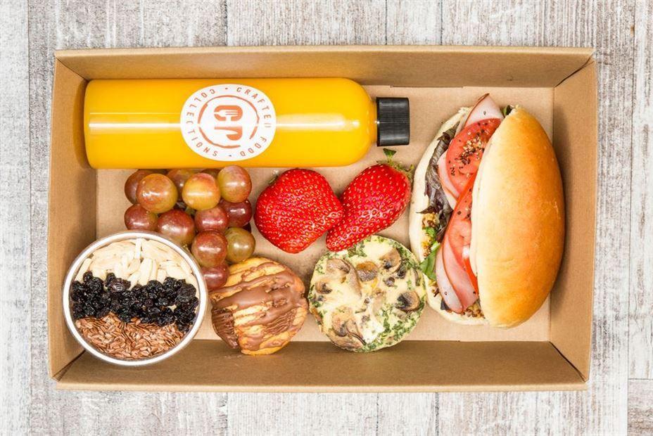 Individual Breakfast Box (con imágenes)