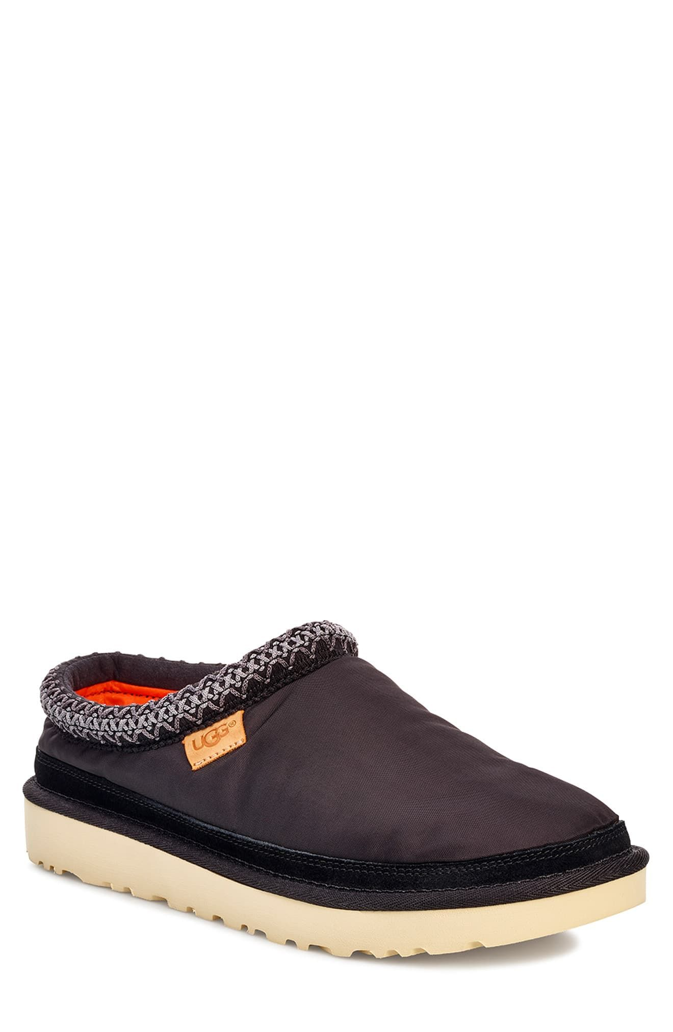 4739aac8a3a Men's Ugg Tasman Slipper, Size 7 M - Black in 2019 | Products | Uggs ...