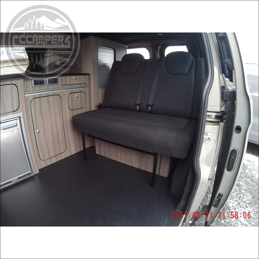 The Bliss Rock N Roll Bed For Ford Transit Custom 2012 Present In 2020 Ford Transit Rock And Roll Bed Transit Custom