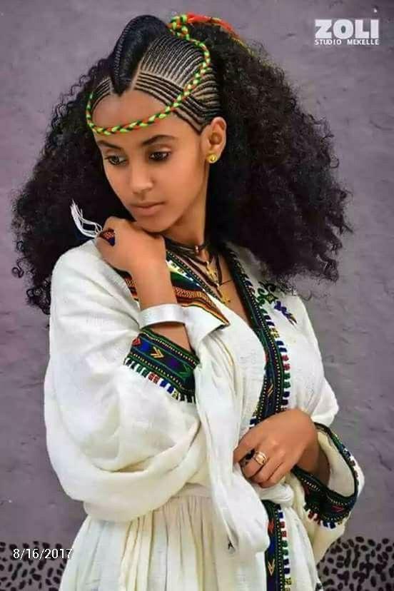 Pin By Tune On Ethiopian Hair Ethiopian Hair Natural