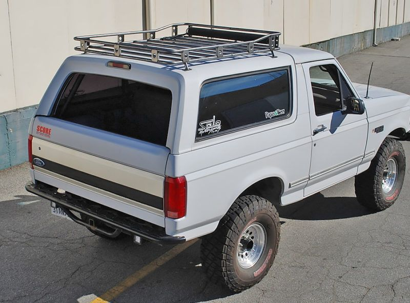 Roof Chase Rack Ford Bronco Solo Motorsports Ford Bronco Bronco Ford Bronco Parts