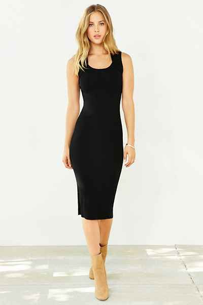 9cda2f9b563 Silence + Noise Miranna Sweater Midi Dress