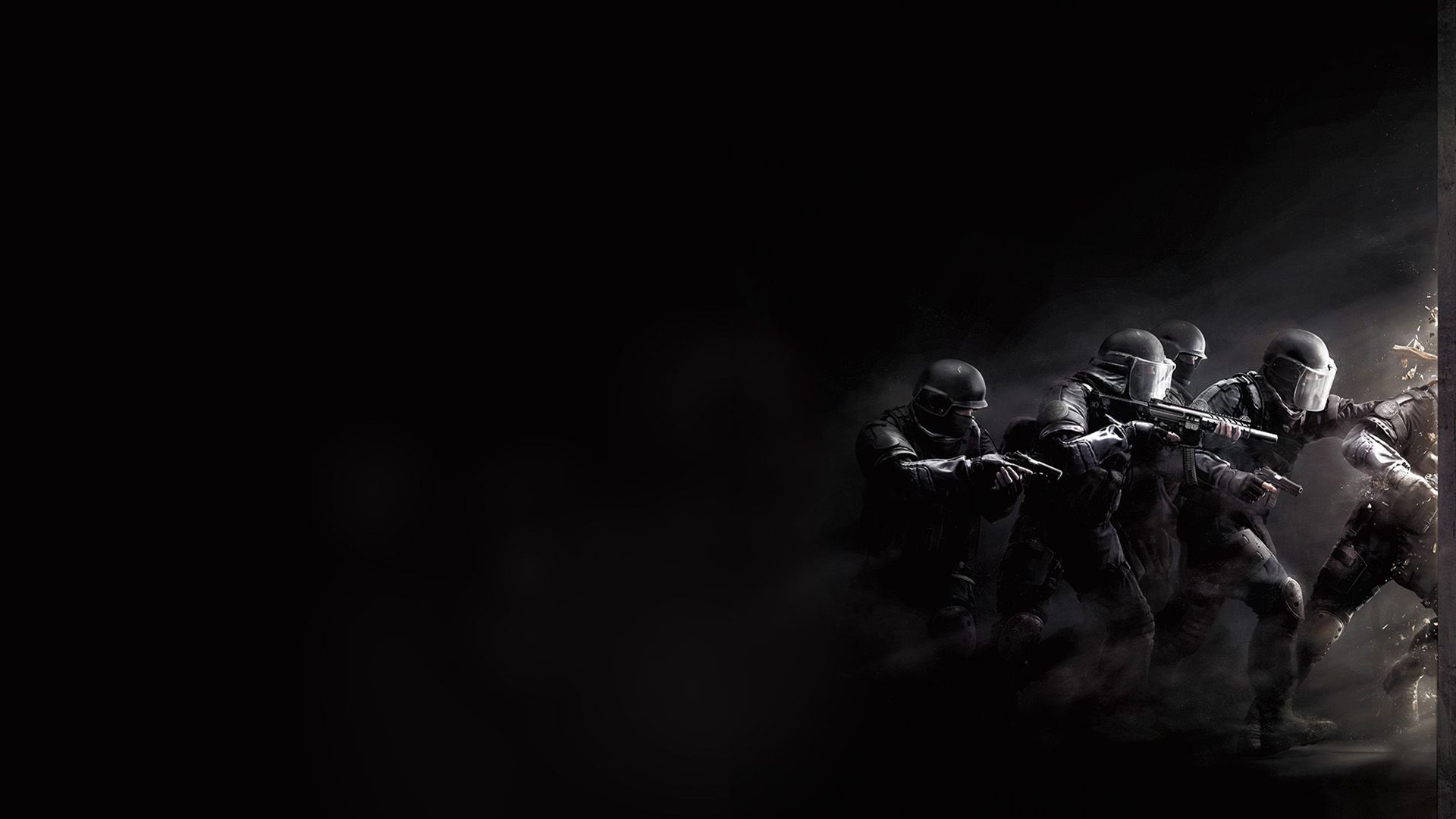 R6 S Wallpapers For Dual Monitors By My Friend Vyndist 1920x1080