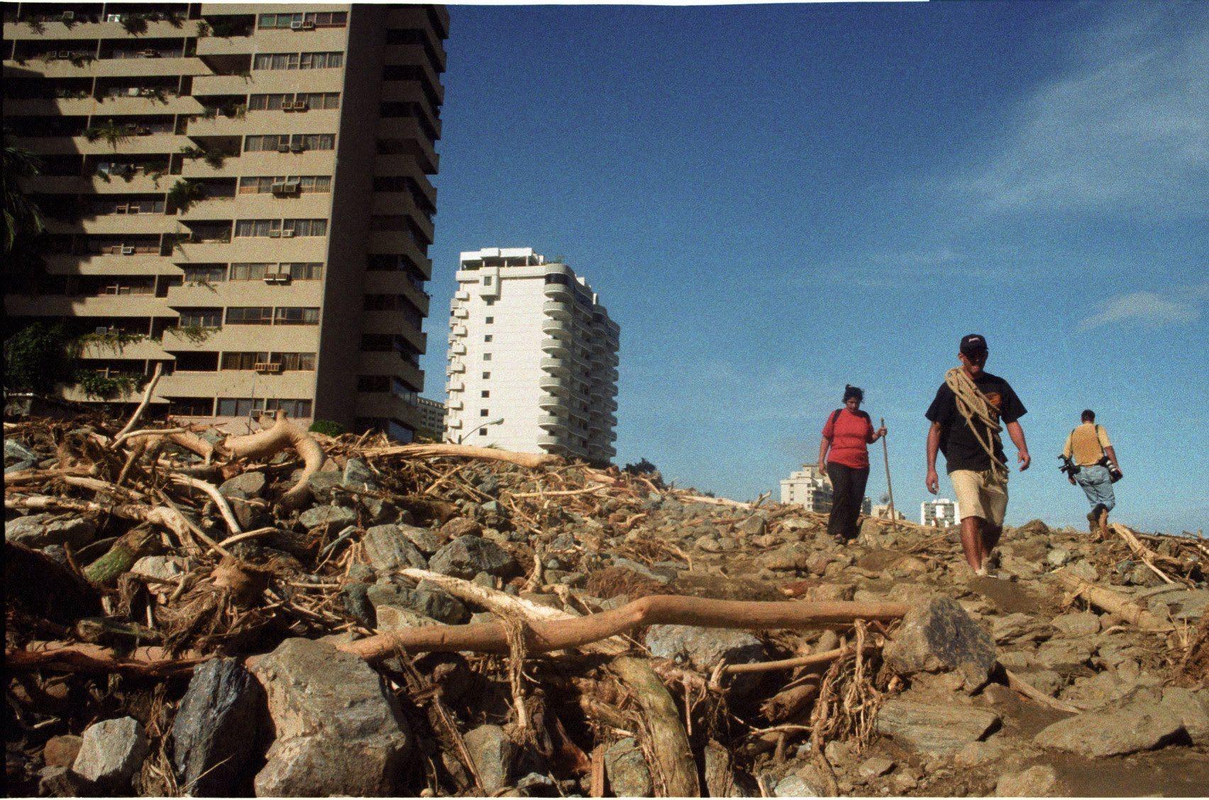 15 años de la tragedia en Vargas: Ellos cuentan cómo sobrevivieron