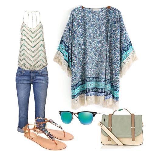 tendance chaussures tenue femme bleu tenues pinterest fashion style et outfits. Black Bedroom Furniture Sets. Home Design Ideas