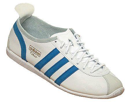 Adidas Tokio Leather Trainers | Vintage adidas, Adidas, Trainers