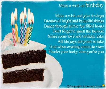 Short Birthday Wishes For Best Friend ~ Dgreetings .. happy birthday dear may u have many more