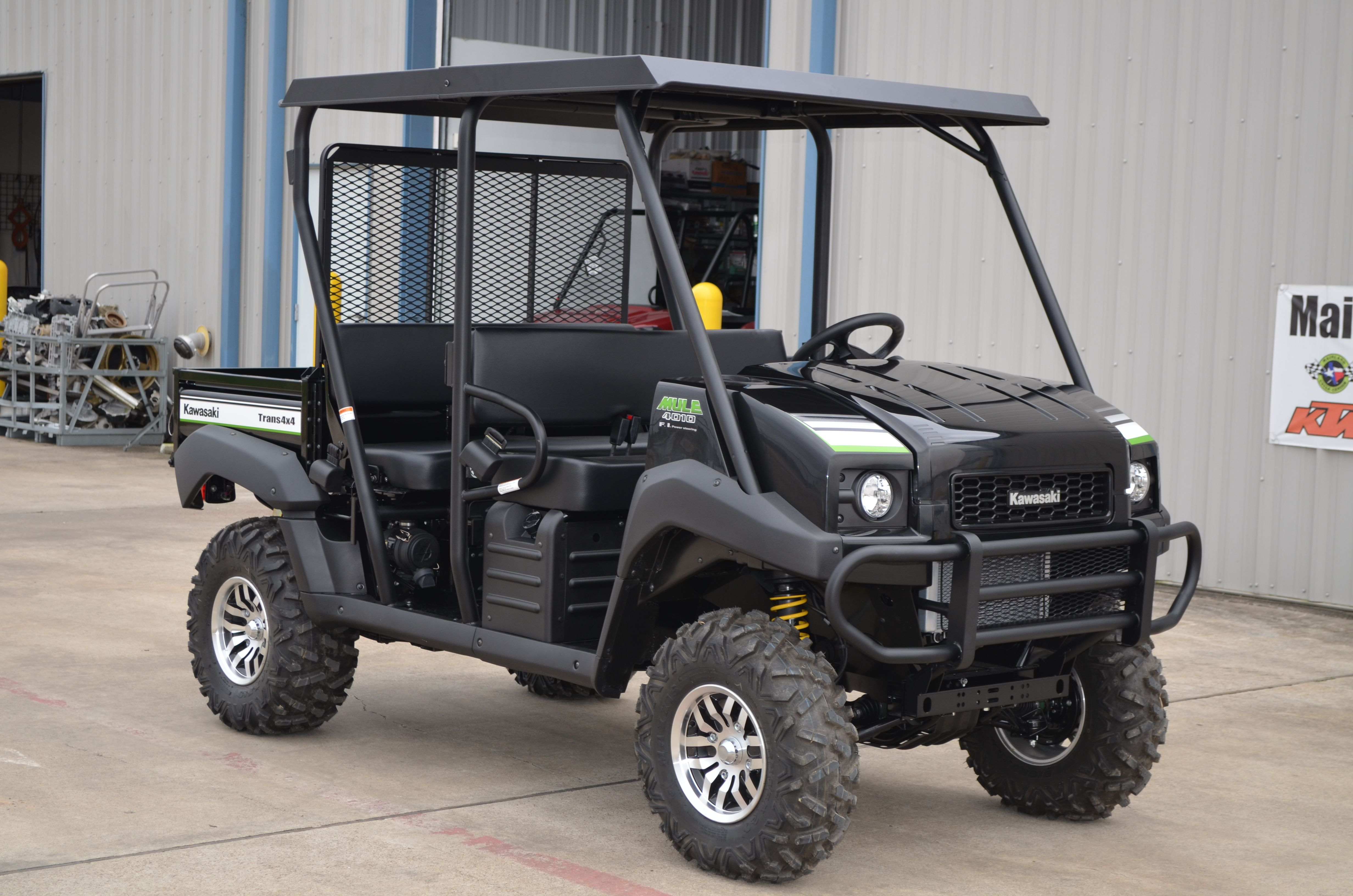 Kawasaki Mule Pro Fx Top Speed