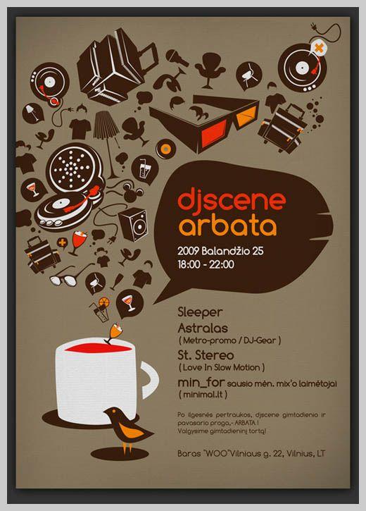 27 Spicy Event Flyer Design Samples Design Flyer design, Flyer