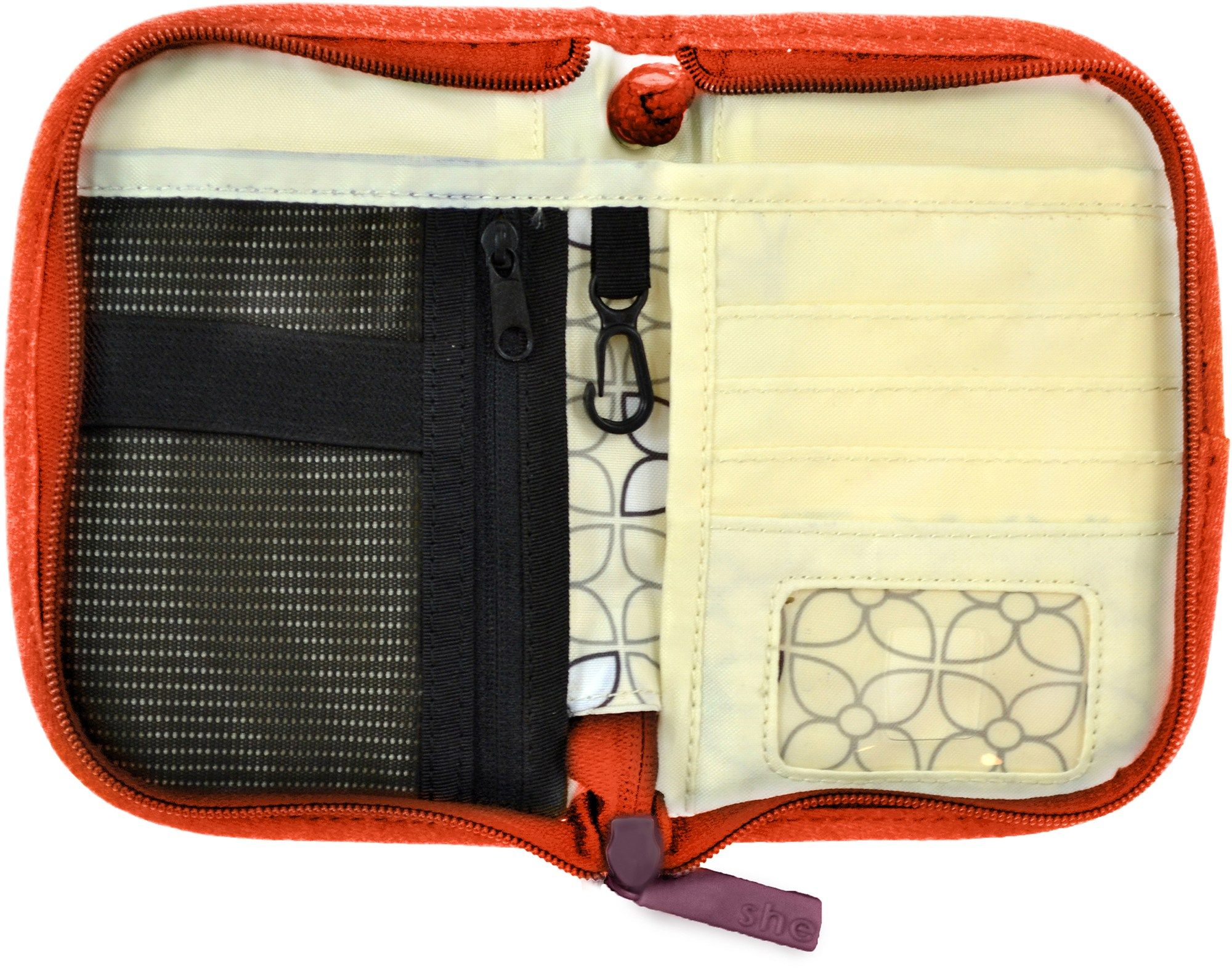 Sherpani Zoe String Cross-Body Wallet - 2014 Closeout