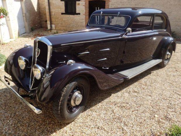 1935 Peugeot 601
