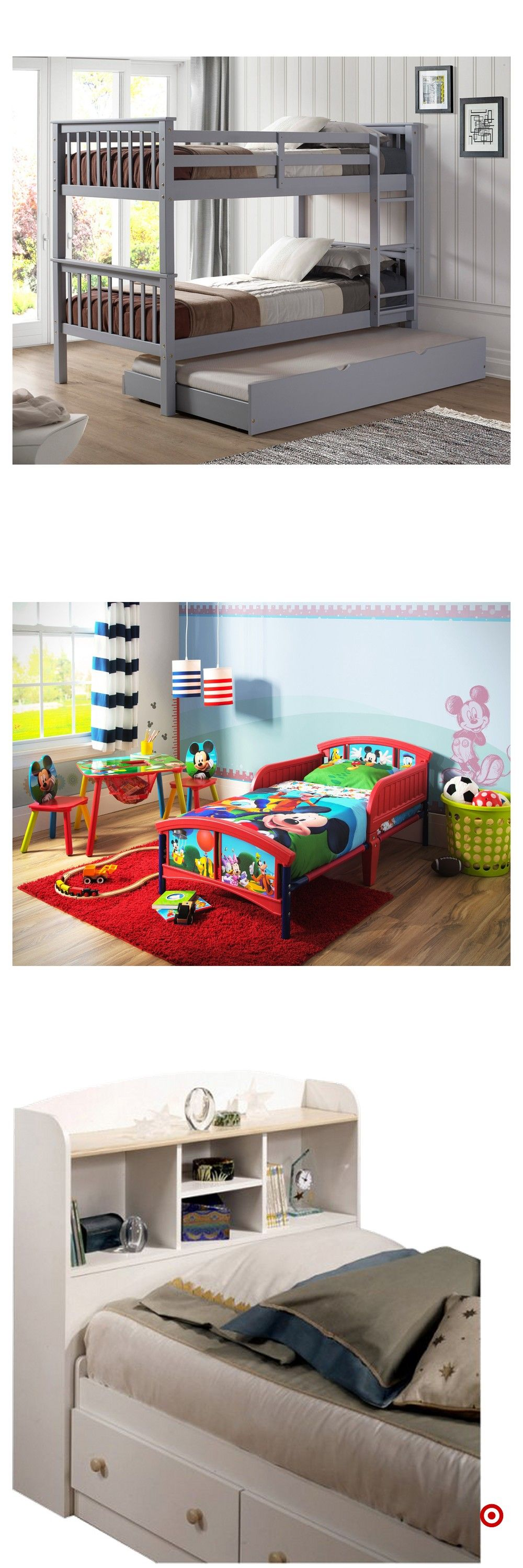 Shop Target For Kids Bed You Will Love At Great Low Prices Free Shipping On Orders Of 35 Or Free Same Day Pick Up In Store With Images Bunk Beds Kid Beds Bunk