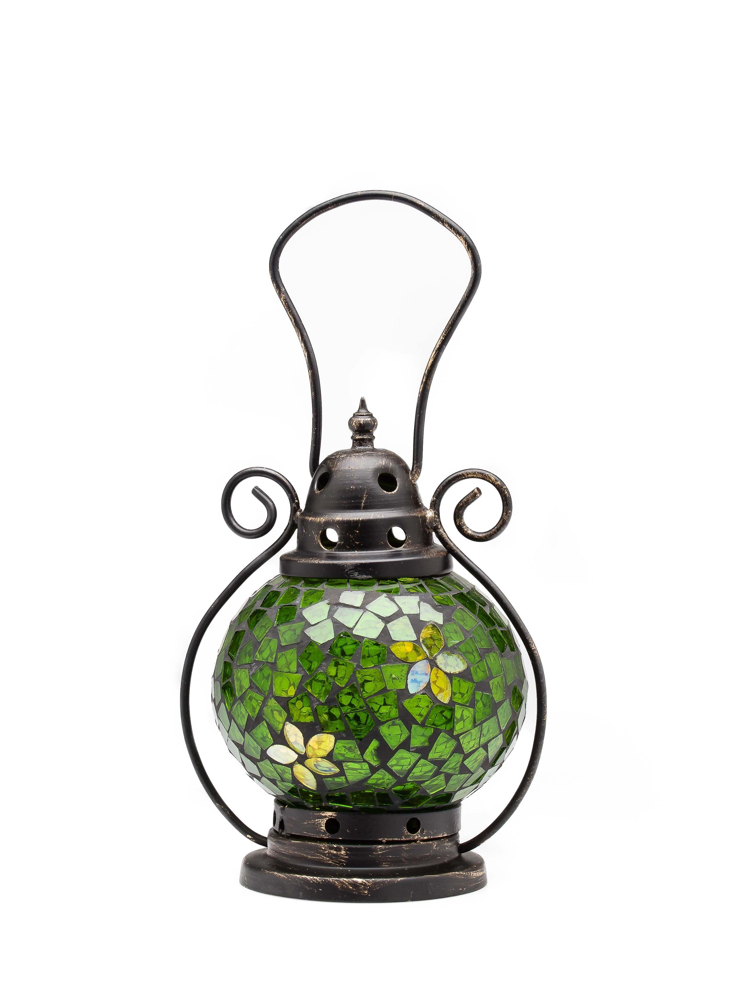 Windlicht laterne lampe teelicht garten terasse haus glas for Gartendekoration glas