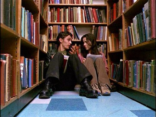 """Freaks and Geeks, season 1, episode 5, """"Tests and Breasts,"""" aired 6 Nov. 1999. Daniel Desario is played by James Franco and Lindsay Weir is played by Linda Cardellini. Daniel: """"Damn. It's weird you can do this in your head. Like a brainiac or something."""""""