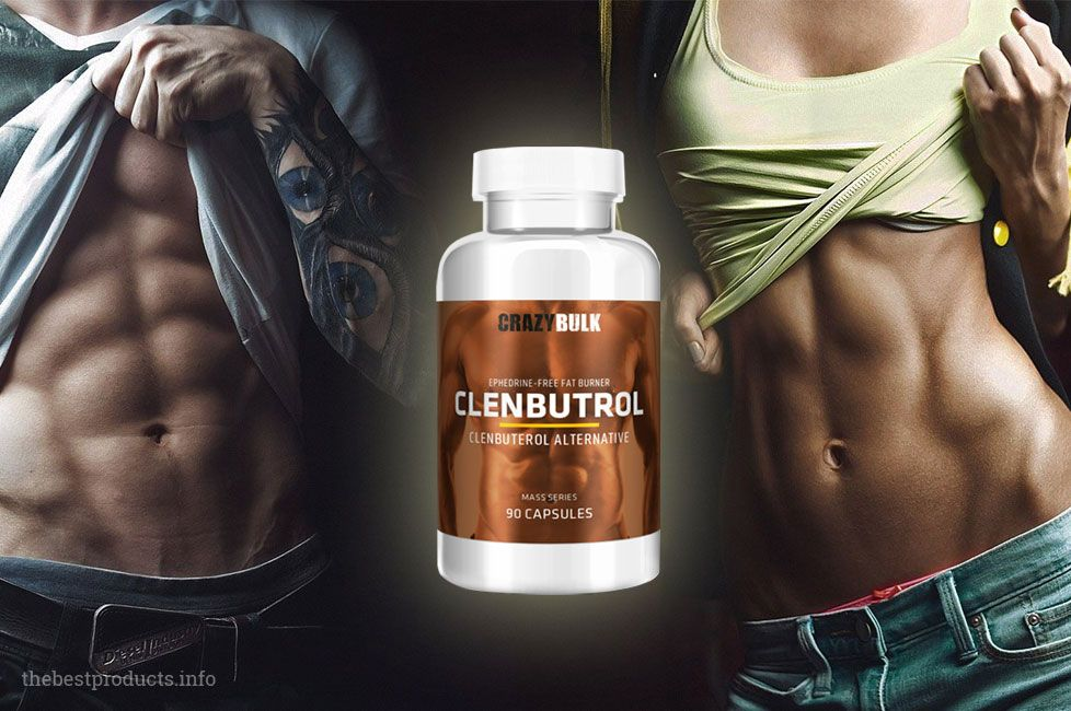 Image result for Clenbuterol with the Perfect Performing Identity
