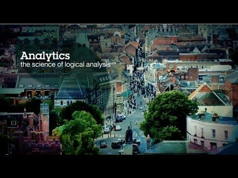 Business Analytics: Making the complex simple at Westfield Insurance