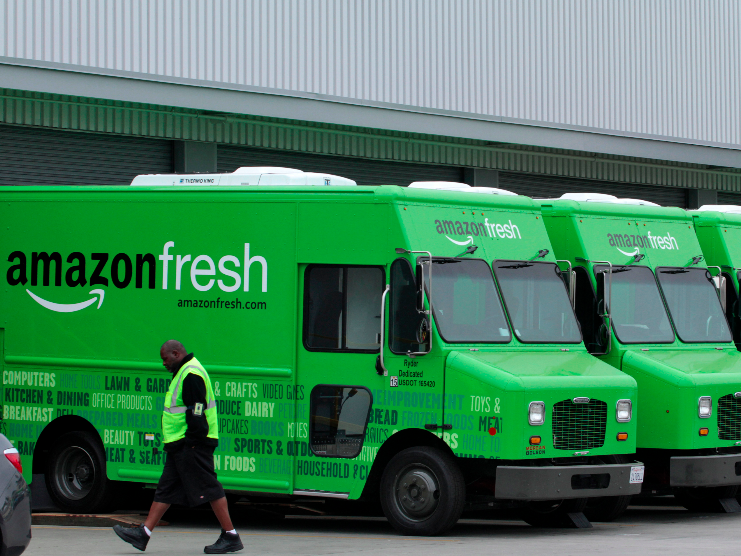 Amazon is about to open a bunch of grocery stores — and