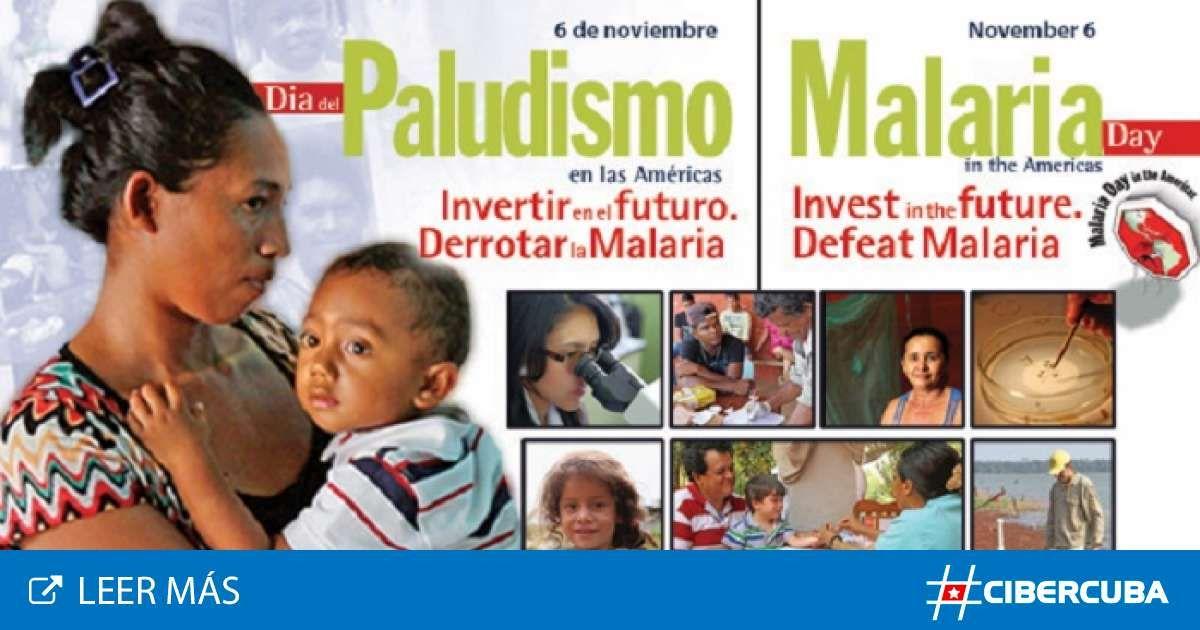 #El 6 de noviembre se celebra el Día del Paludismo en las Américas - CiberCuba (Comunicado de prensa): Noticias Acapulco News El 6 de…