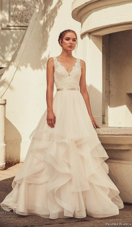 Boutique Chic Paloma Blanca Bridal Dresses Dream Wedding Gowns