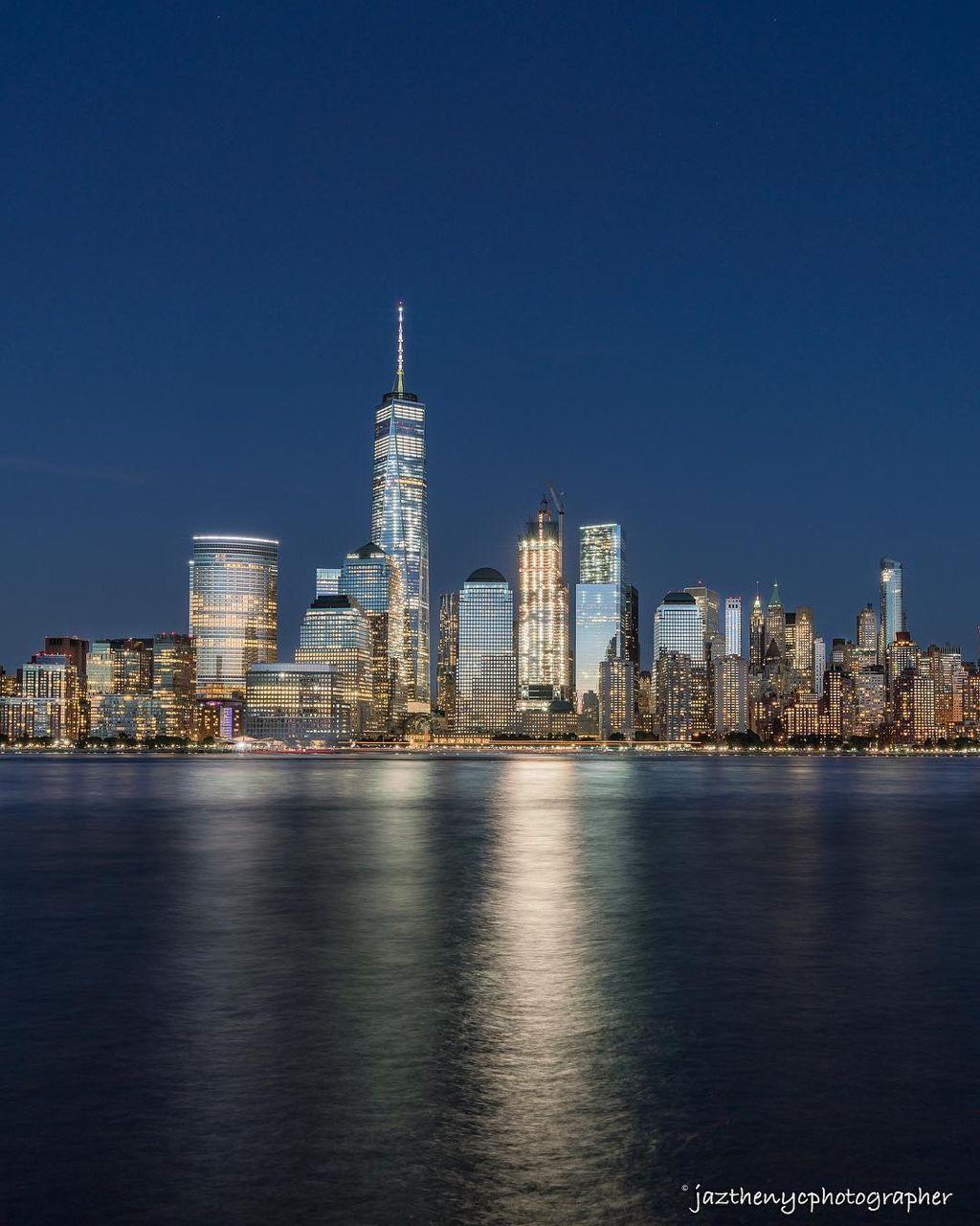 Lower Manhattan by @jazthenycphotographer - New York City Feelings