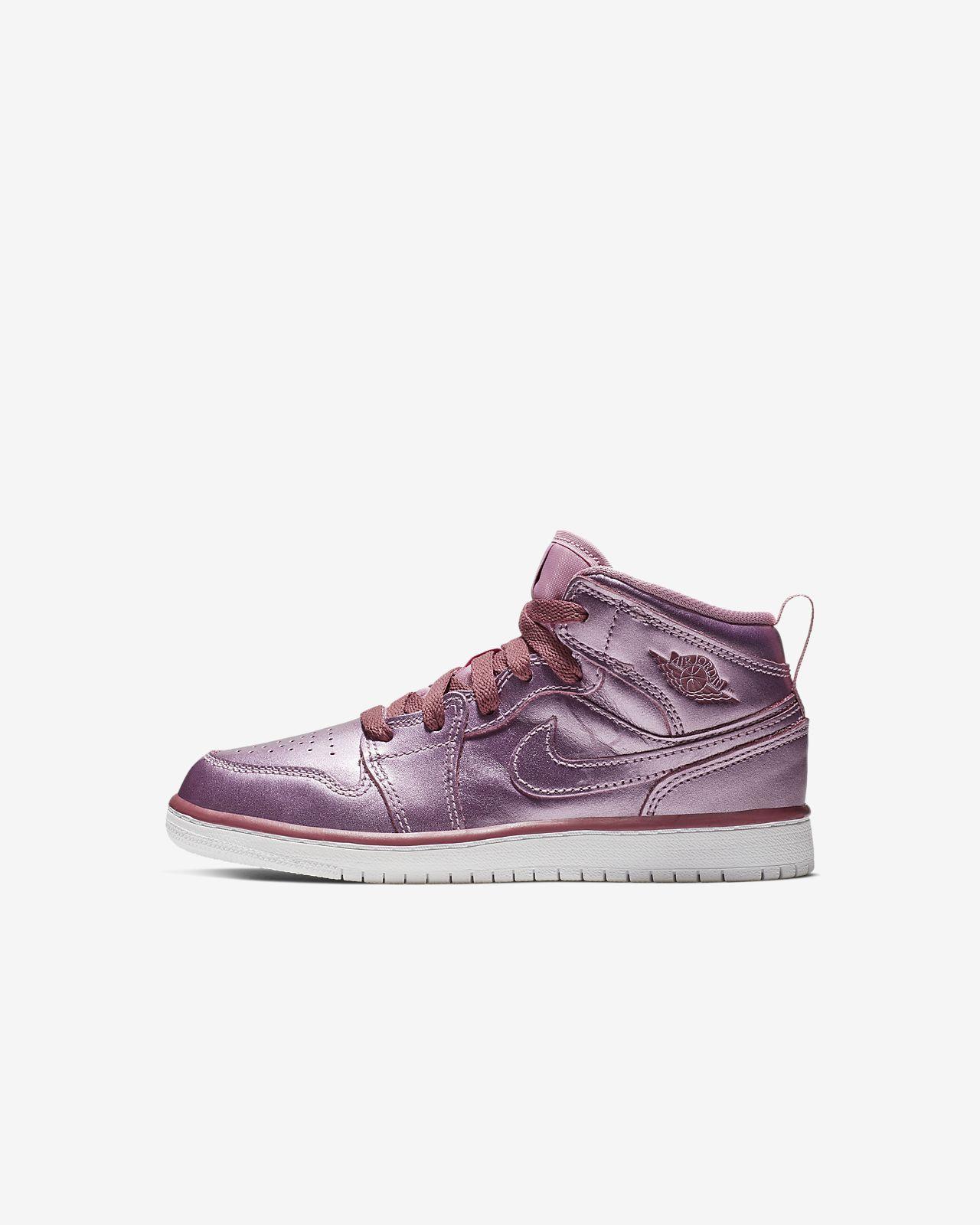 various colors d0820 84d3d Jordan 1 Mid SE Little Kids  Shoe (10.5c-3y)
