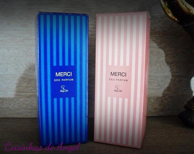 Para os apaixonados por perfume, venha se apaixonar por Merci da Jequiti, para ele e para ela. Coisinhas de Angel: Perfume Merci à la Jequiti