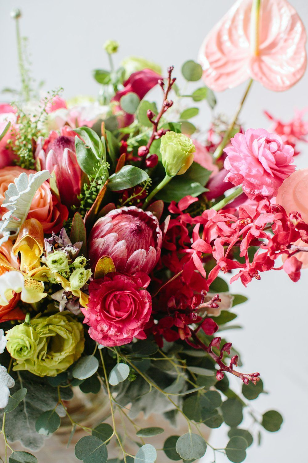 Let's Hold Hands Arrangement Flower arrangements