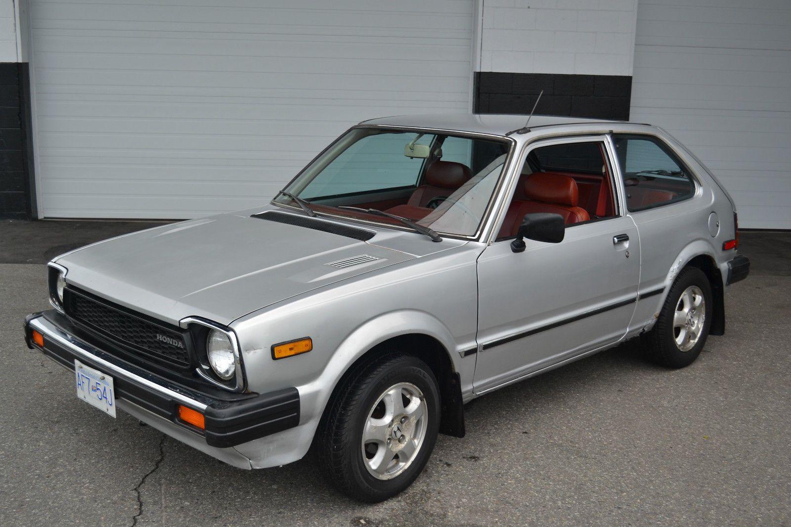 1980 Honda Civic for sale Honda civic, Honda civic for