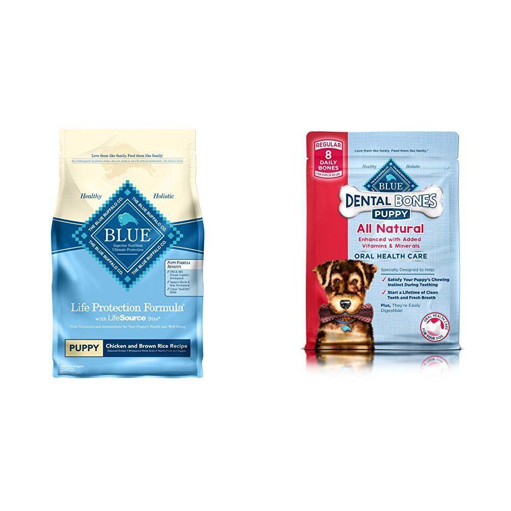 Blue buffalo blue life protection formula dry puppy food