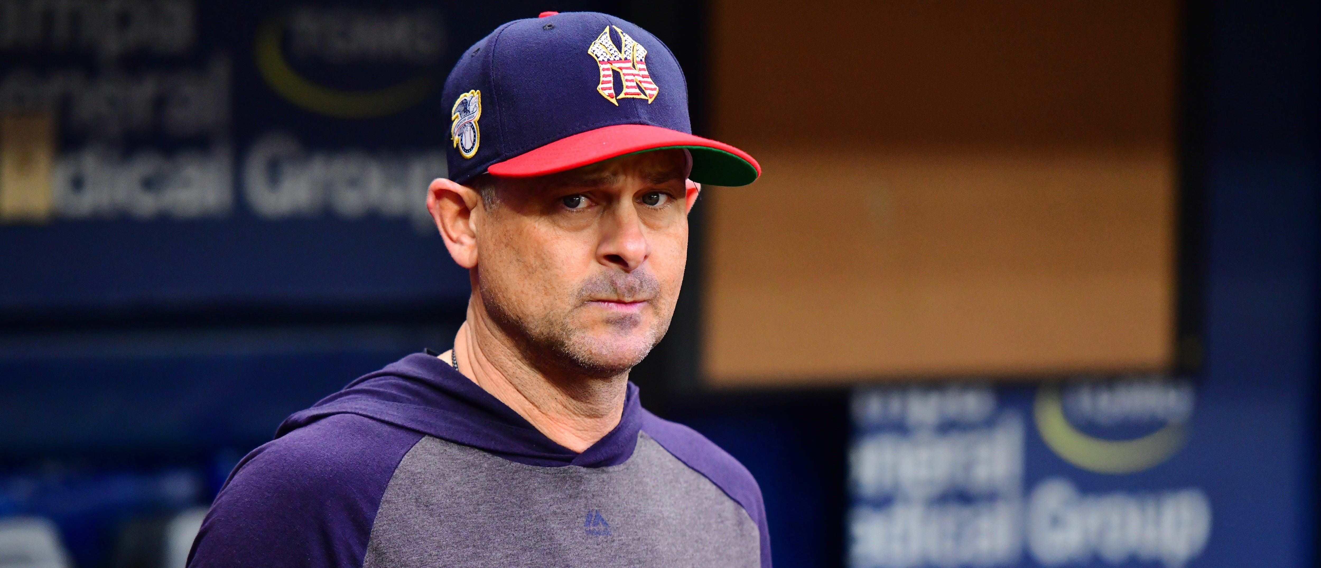 Yankees Manager Ejected After Epic Rant The Video Is Outstanding Yankees New York Yankees Players