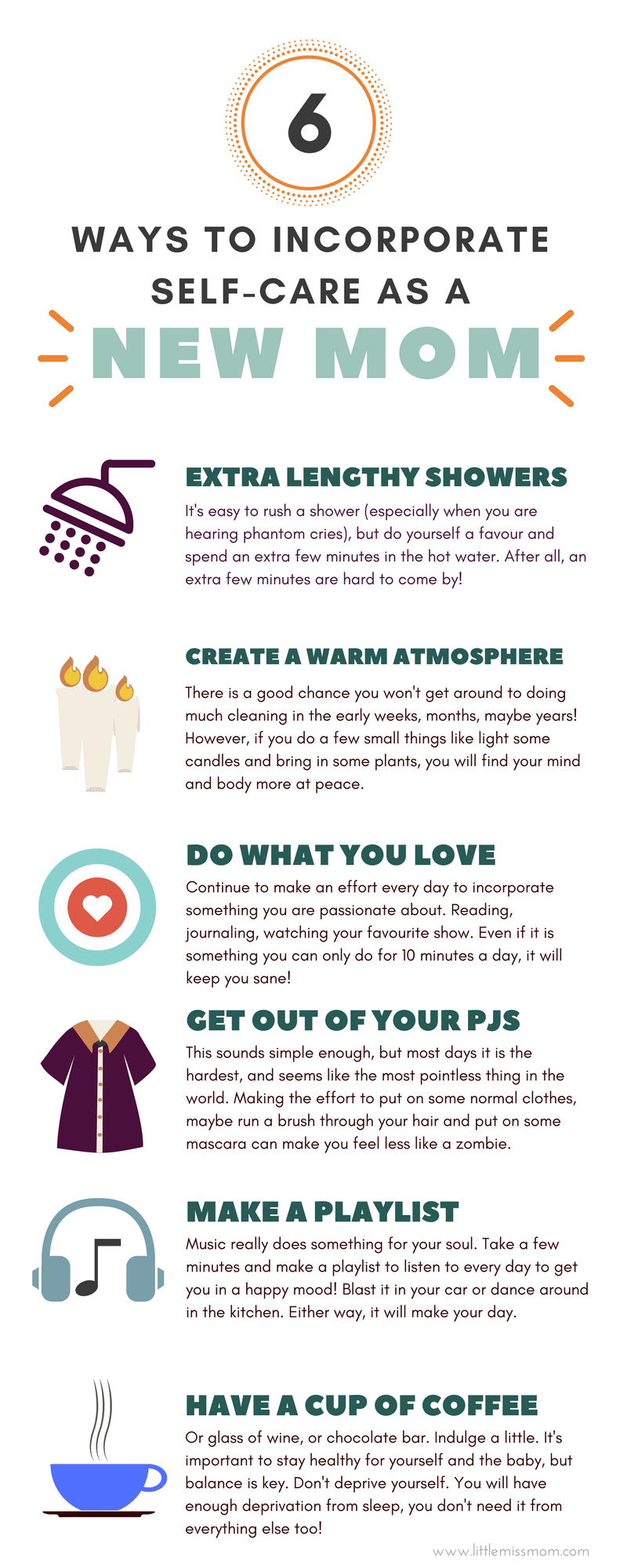 15992be29 6 WAYS TO INCORPORATE SELF-CARE AS A NEW MOM | Parenting Tips and ...