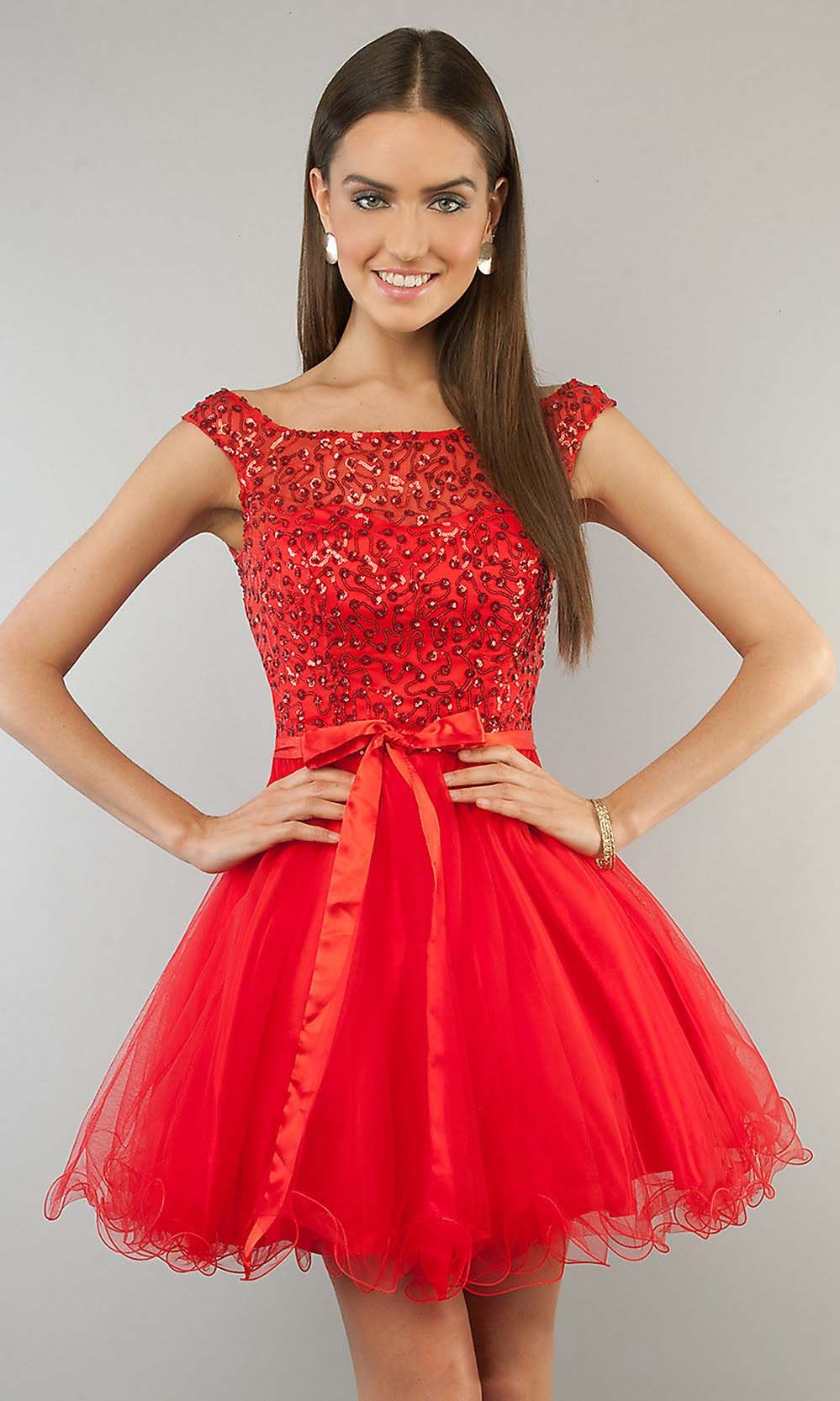 short red bridesmaid dresses quiz | Top 50 Short-Red Bridesmaid ...
