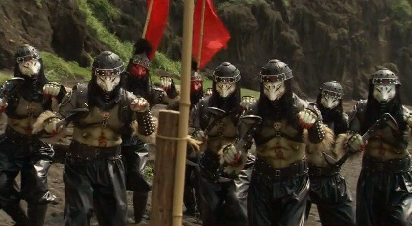 Makamou Ninja Group Kamen Rider Kamen Rider Ooo Dragon Knight