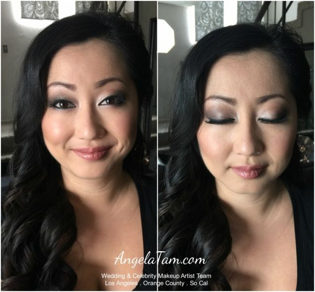 Los Angeles Asian Bridal Makeup Artist And Hair Stylist Bride
