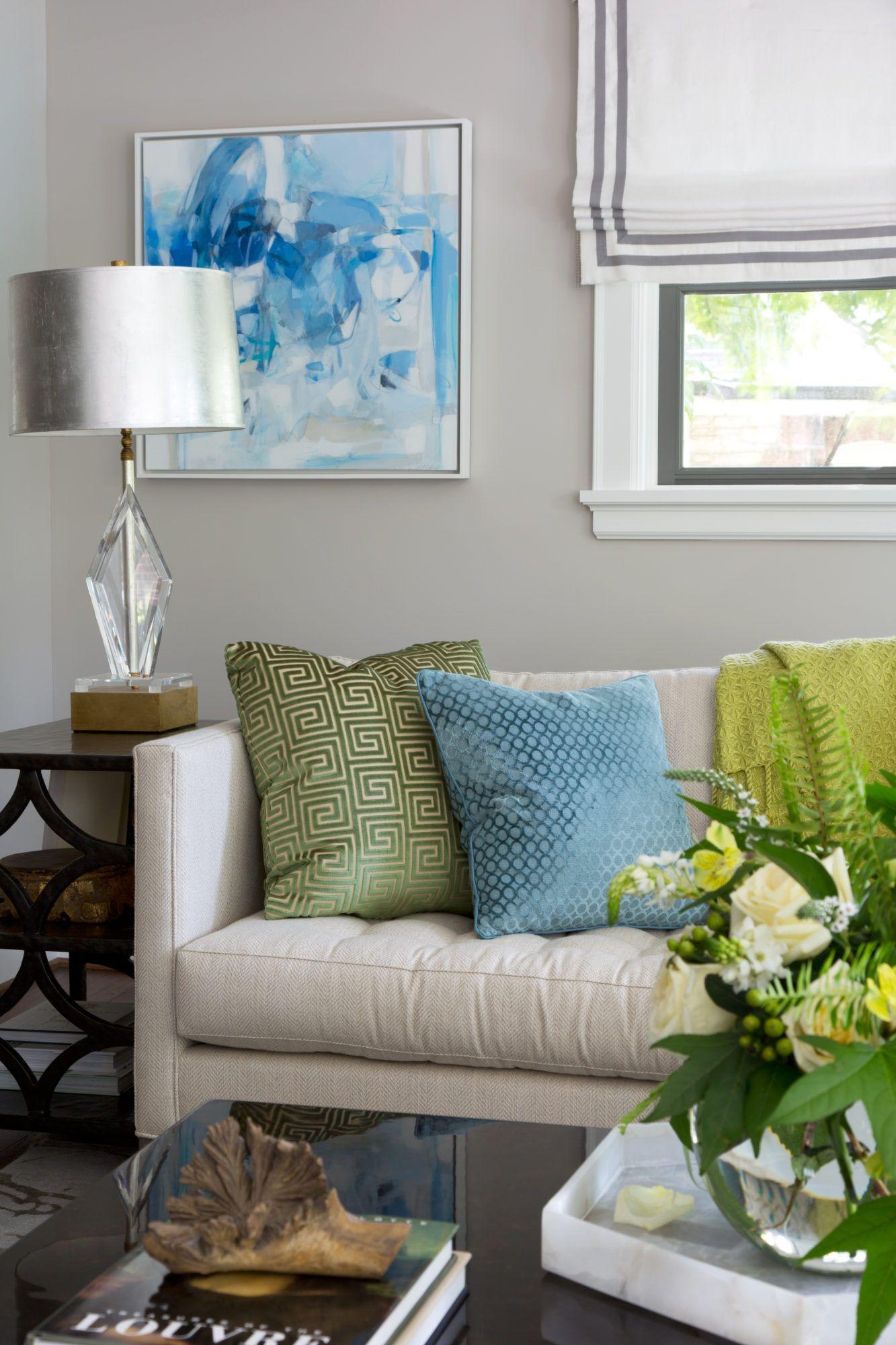 Laura Lee Home - St. Louis Interior Design. Fresh, Polished & Pretty