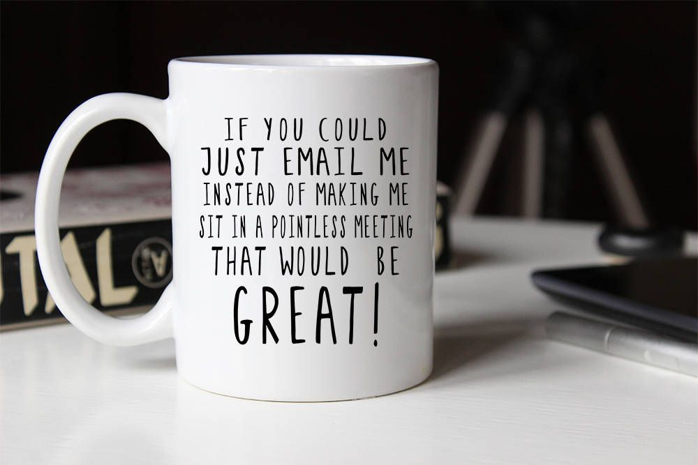 I Survived Another Meeting That Should Have Been An Email Etsy Fathers Day Mugs Mugs Funny Mugs