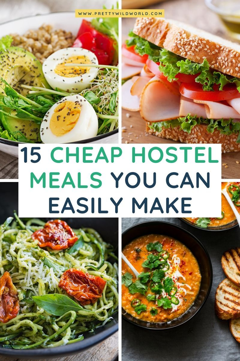 Cooking Meal Ideas