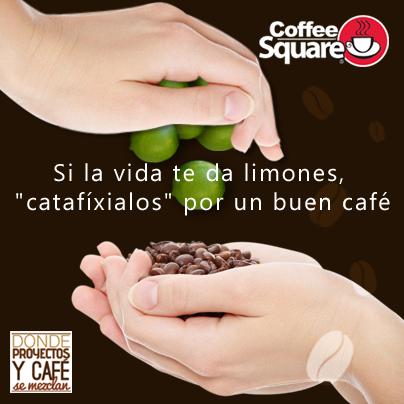 Alegra tus días con la exquisitez de nuestro café. Y si no puedes quedarte con nosotros, pídelo #ParaLlevar