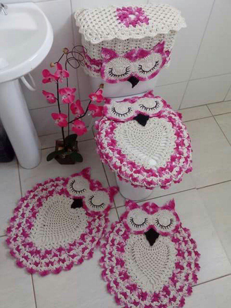 jogos de banheiros croche com graficos - Pesquisa Google