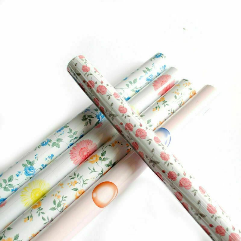 Details About Floral Printed Self Adhesive Wallpaper Shelf Drawer Liner Contact Paper Decor With Images Wallpaper Shelves Self Adhesive Wallpaper
