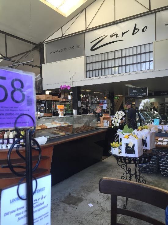 Zarbo Cafe Deli Auckland Restaurant Reviews Phone Number Photos Tripadvisor
