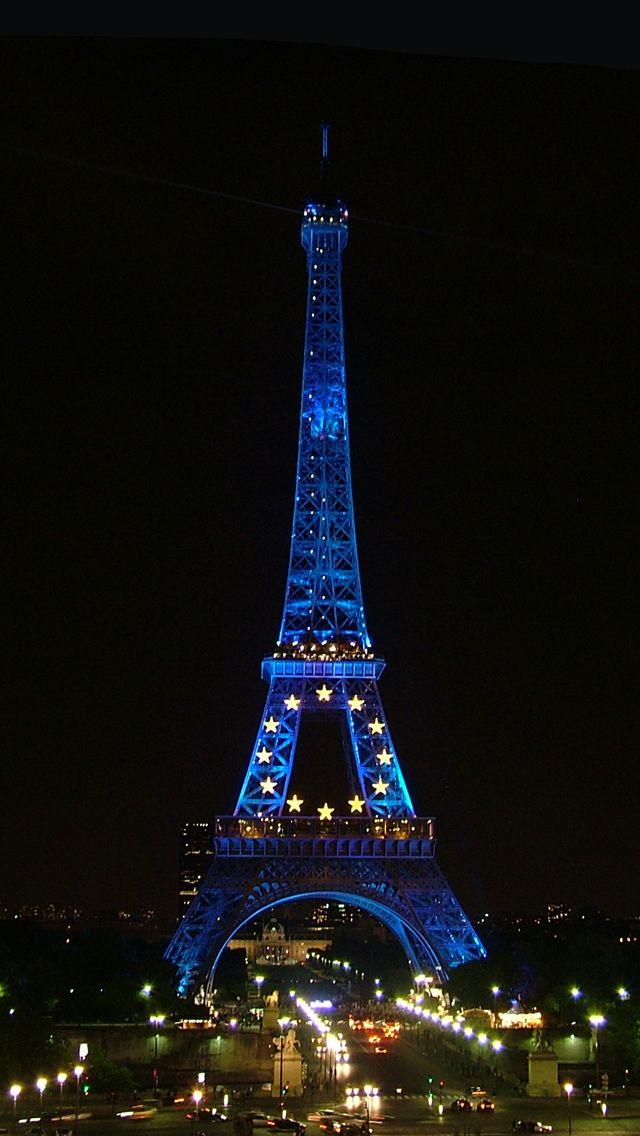 Eiffel Tower Eiffel Tower Eiffel Tower At Night Eiffel Tower History Blue eiffel tower wallpaper hd