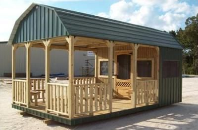 12X24 PARTY BARN & OUTDOOR KITCHEN offered in Texas on ...